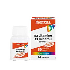 DAILYVIT INTEGRATORE MULTIVITAMINICO 60 COMPRESSE