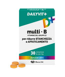 DAILYVIT MULTI B INTEGRATORE MULTIVITAMINICO 30 COMPRESSE - azfarma