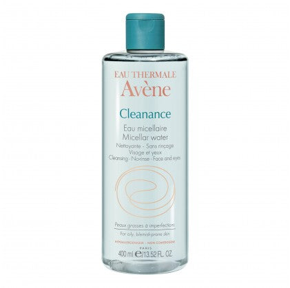 AVENE CLEANANCE ACQUA MICELLARE 400 ML