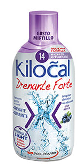 KILOCAL DRENANTE FORTE MIRTILLO 500 ML - azfarma
