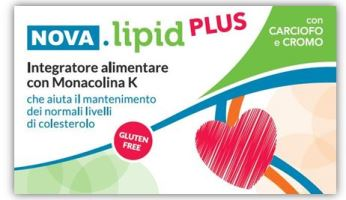 NOVA LIPID PLUS 30 COMPRESSE - azfarma