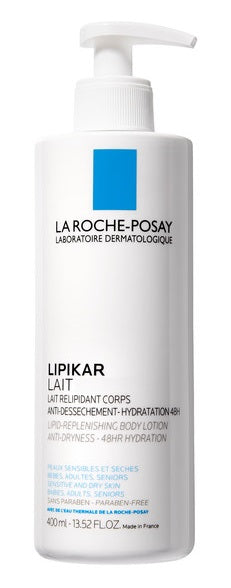 LIPIKAR LATTE 400 ML - azfarma