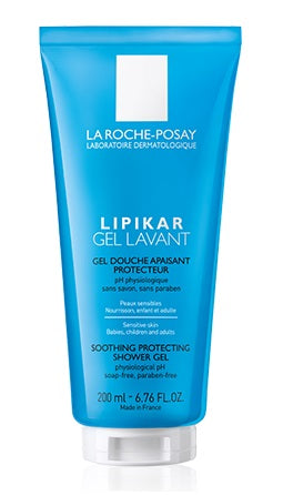 LIPIKAR GEL LAVANTE 200 ML - azfarma