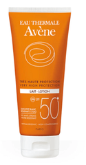 AVENE EAU THERMALE LATTE SPF 50+ 250ML