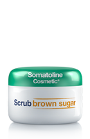 SOMATOLINE COSMETIC SCRUB BROWN SUGAR 350 G - azfarma