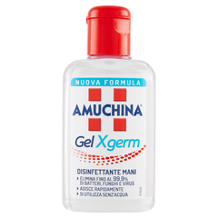 AMUCHINA GEL X-GERM 80 ML