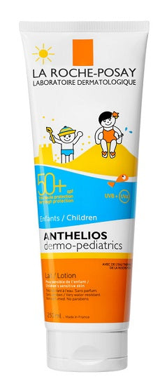 ANTHELIOS DERMO-PEDIATRICS SPF 50+ LATTE 250 ML - azfarma