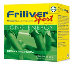 FRILIVER SPORT LONG ENERGY 8 BUSTE - azfarma