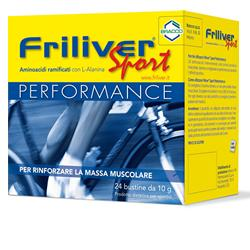 FRILIVER SPORT PERFORMANCE 24 BUSTE - azfarma