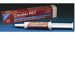 CAROBIN PET PASTA APPETIBILE 30G