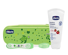 CHICCO SET DENTALE VERDE FLUORO