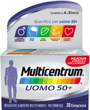 MULTICENTRUM UOMO 50+ 30COMPRESSE