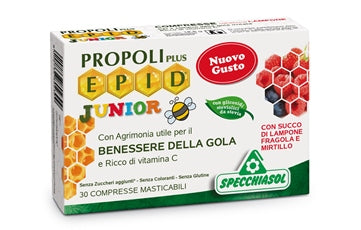 EPID JUNIOR 30COMPRESSE NEW