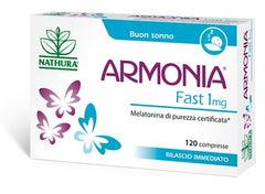 ARMONIA FAST 1MG MELATONINA 120COMPRESSE