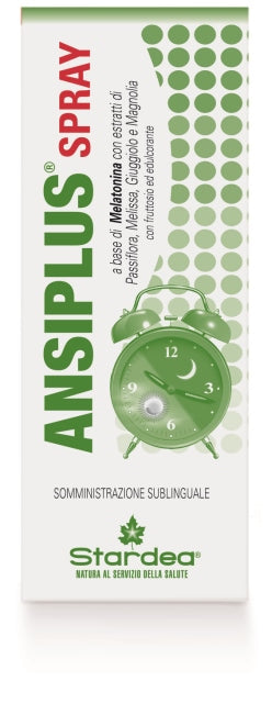 ANSIPLUS SPRAY ORALE 20 ML