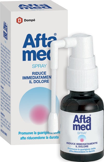 AFTAMED SPRAY 20 ML - azfarma