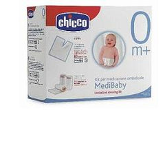 CHICCO KIT MEDICAZIONE OMBELICALE
