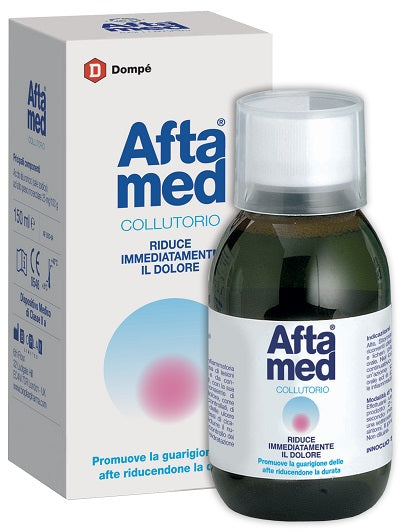 AFTAMED COLLUTORIO 150 ML - azfarma