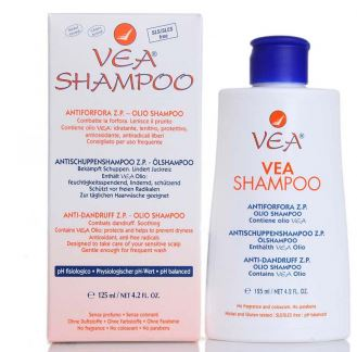 VEA SHAMPOO ANTIFORFORA ZP 125 ML - azfarma
