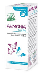ARMONIA FAST 1 MG MELATONINA GOCCE 20 ML - azfarma