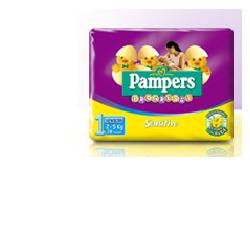 PAMPERS PROGRESSI SENSITIVE NEWBORN 28 PEZZI