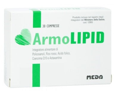 ARMOLIPID 30 COMPRESSE - azfarma
