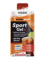 SPORT GEL COLA LIME 25 ML