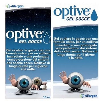 OPTIVE GEL OCULARE GOCCE 10 ML - azfarma