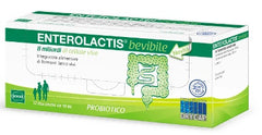 ENTEROLACTIS 12 FLACONCINI 10ML