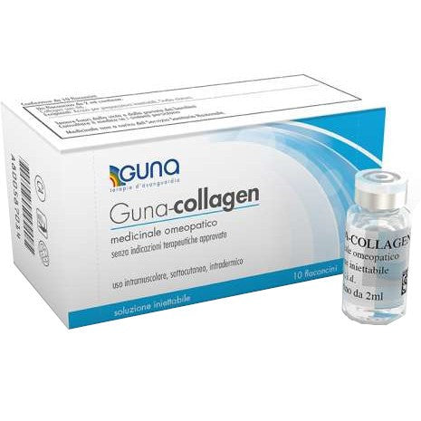 Guna Collagen Flaconcini 10x2ml - azfarma