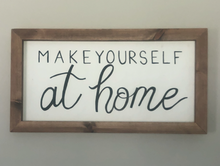 At Home Sign