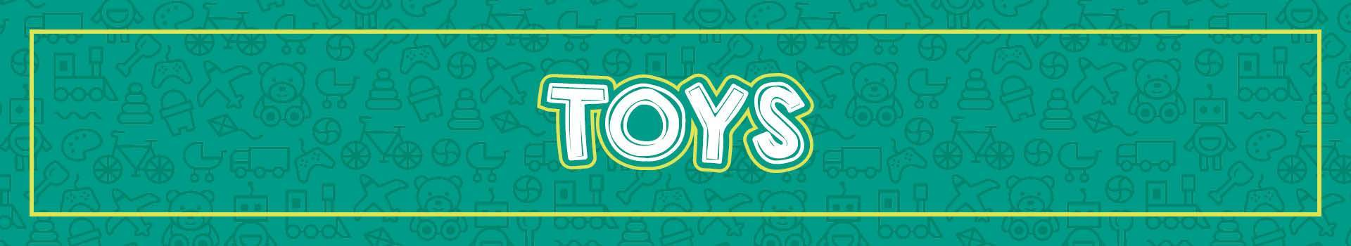 Toys, Fun & Gaming Trends