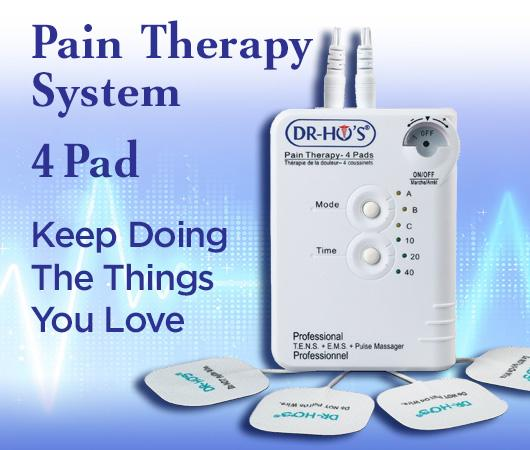 4 Pad Therapy