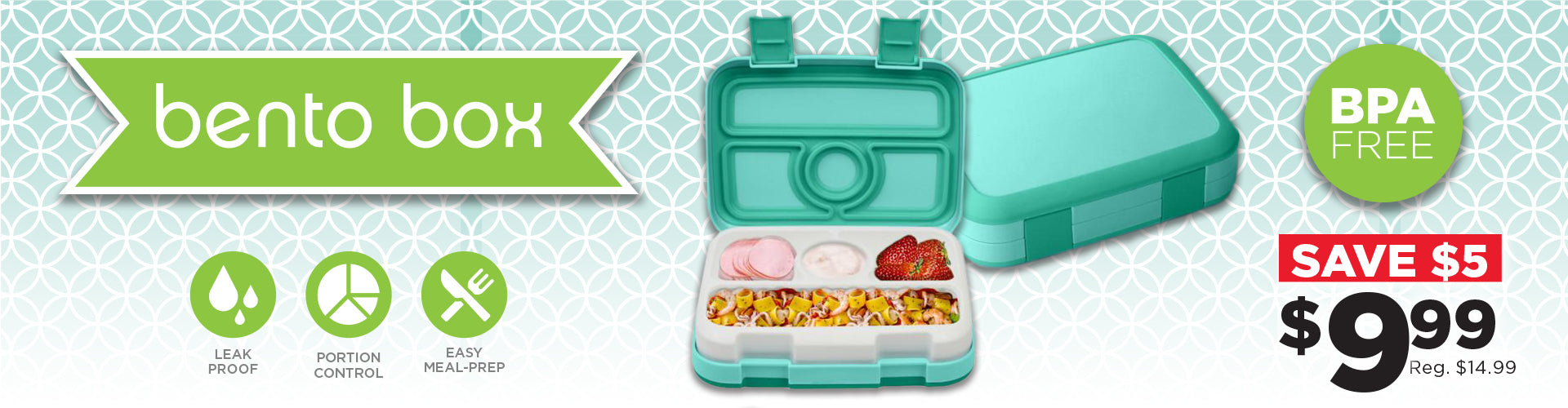 Bento Boxes are 2019's HOTTEST trend!