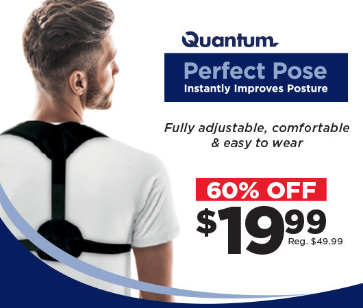 Save 60% off Perfect pose posture corrector