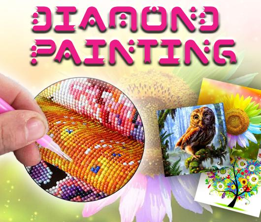 5D Diamond Paintings