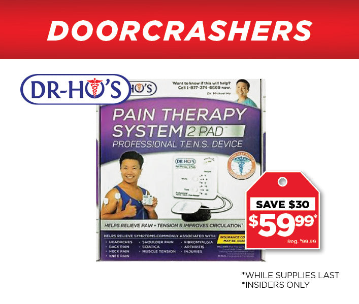 Dr. Ho Pain Therapy