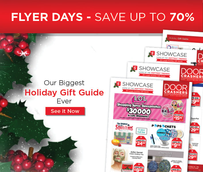 Holiday Flyer & Gift Guide