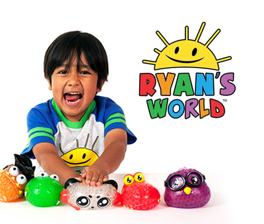 Discover The Wacky World Of Ryan!