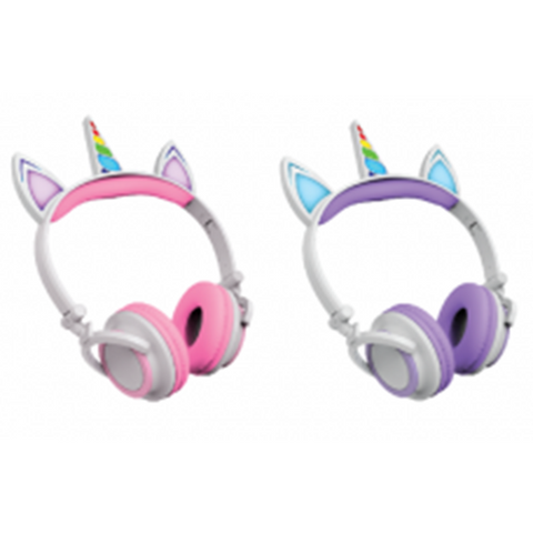 Unicorn LED Light Up Headset | Pink or Purple