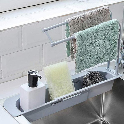 ProKitchen Neat Sink Expandable Sink Caddy | As Seen On Facebook
