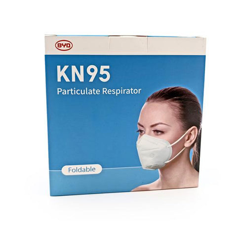 BYD KN95 Face Mask | Ships Within 24 Hours