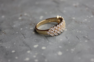 Lux Baguette Ring
