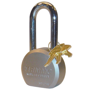 Trimax™ Hardened 64mm (rekeyable) Padlock