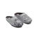 Slippers Wake Up en gris
