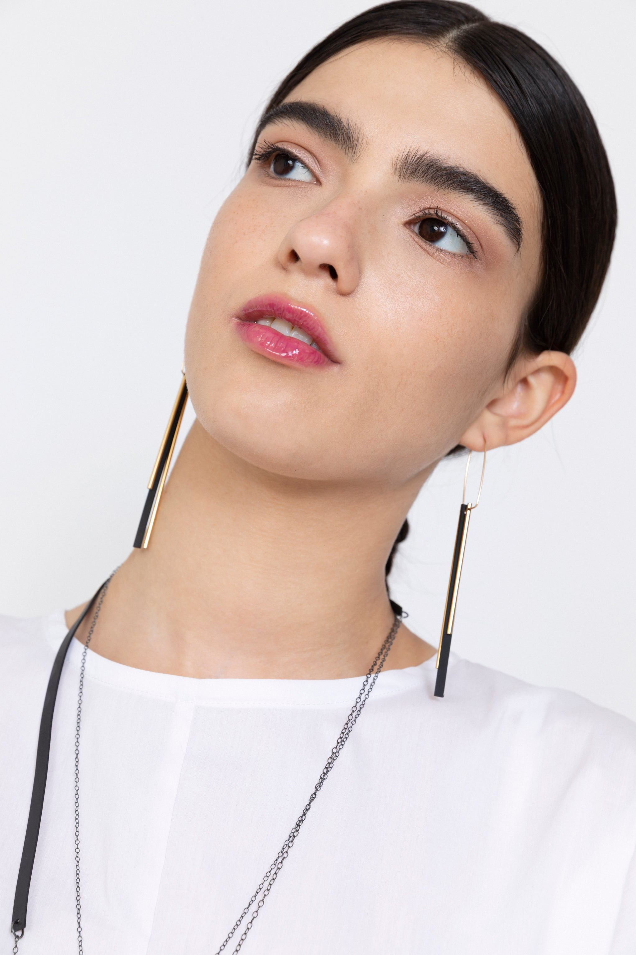 OUTLINE MIX EARRINGS