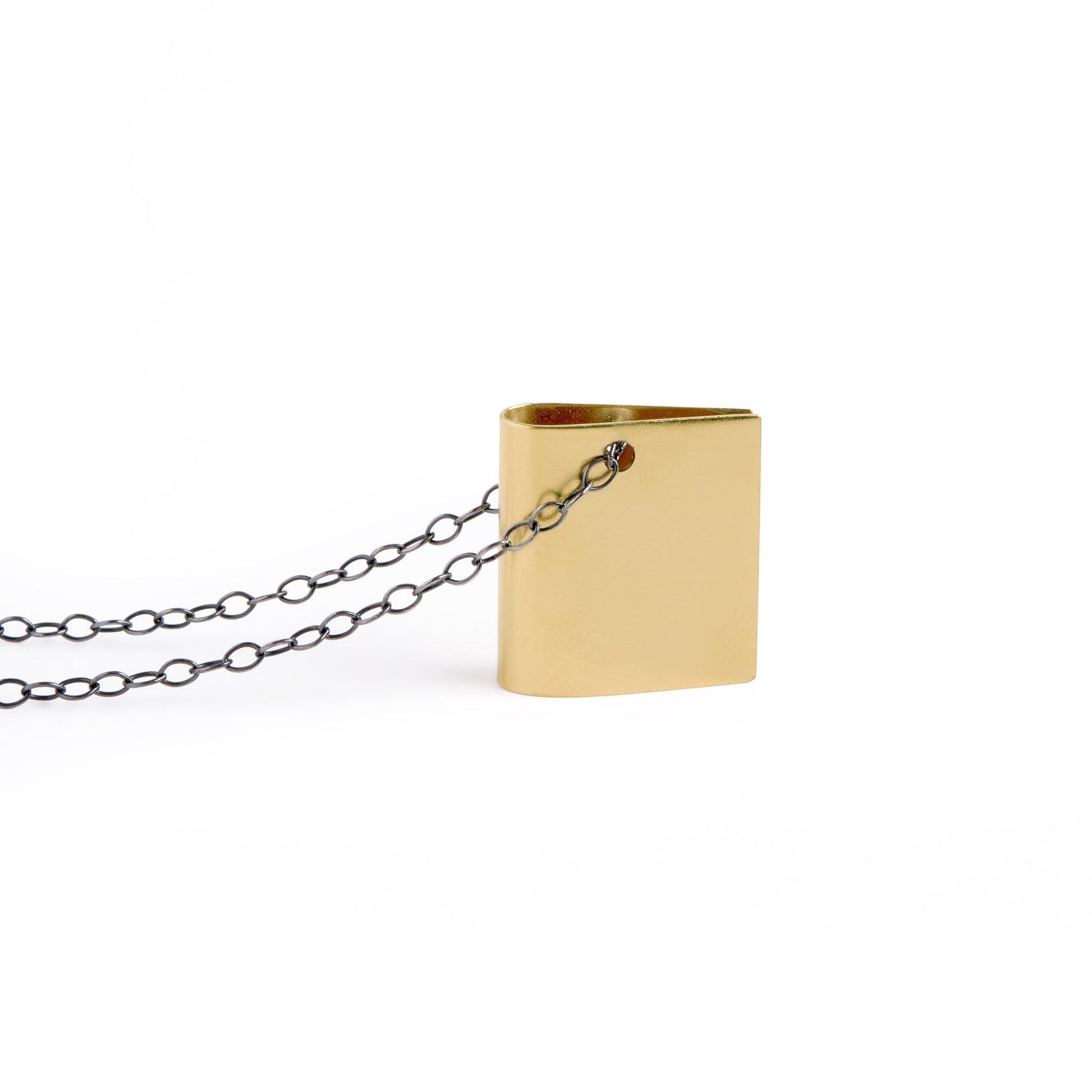MICROFORM GOLD NECKLACE