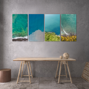 Aerial Photography Canvas Prints