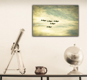 Aviation Canvas Prints