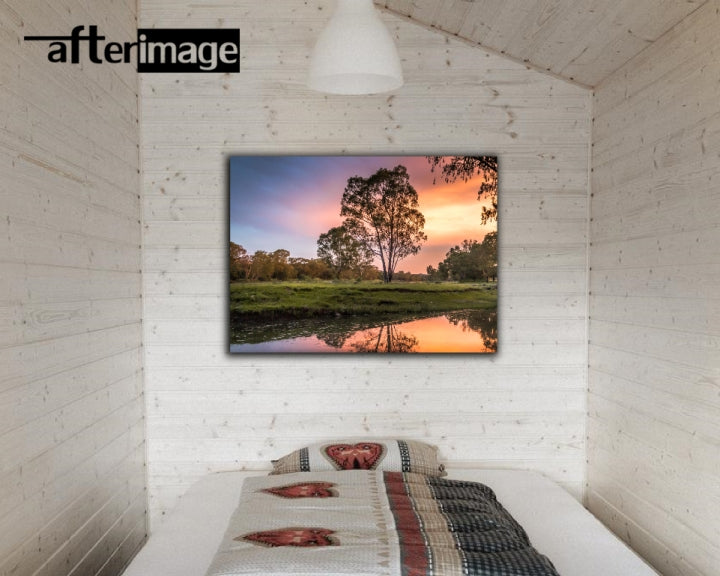 Landscape Printed Canvas set - afterimage.canvas